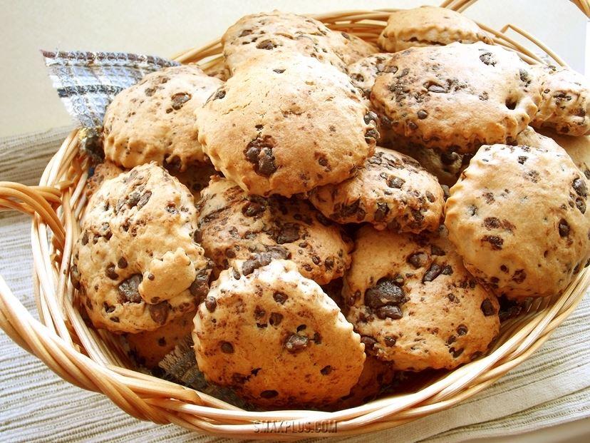 Пісочне печиво з шоколадом – Рецепт печива Есмеральда