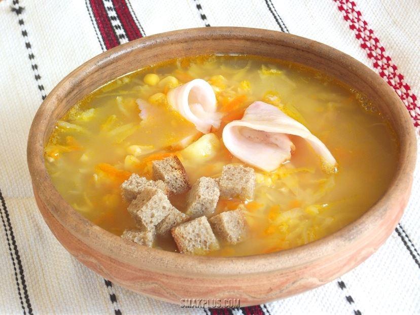 Горохова зупа – Як варити гороховий суп