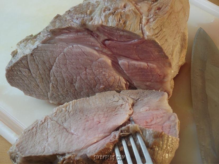 Стадії готовності м'яса
