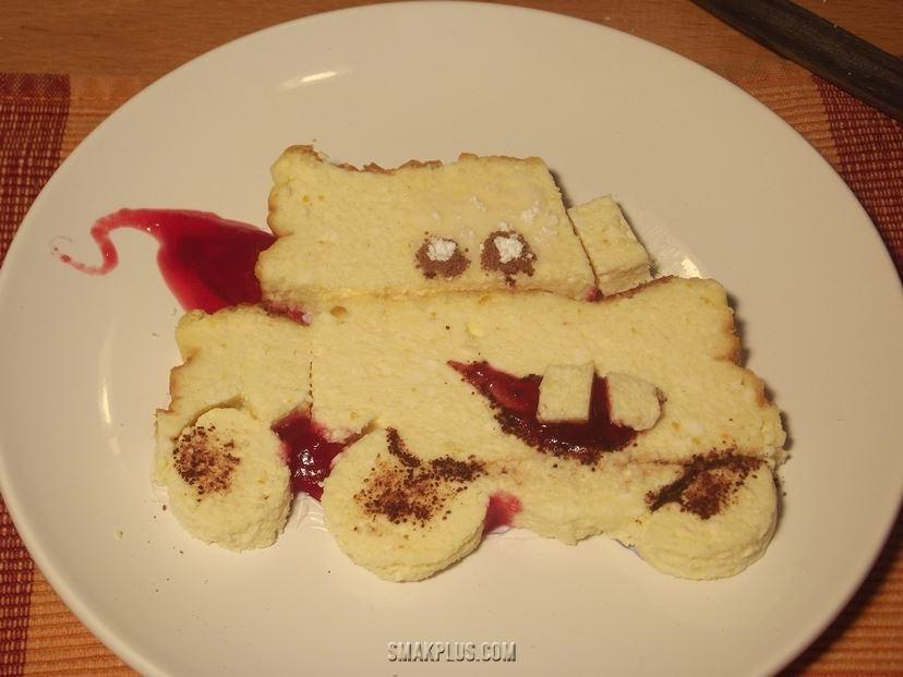 Сирний пляцок – Сирний торт