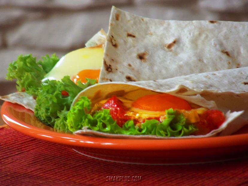 Шакшука – яєшня з помідорами і солодким перцем