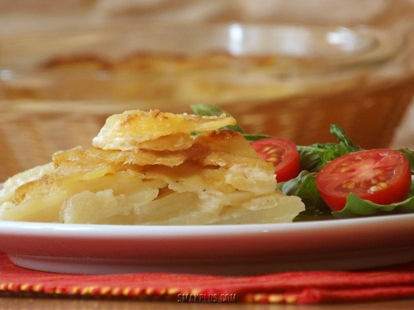 Гратен дофінуа або запіканка з картоплі
