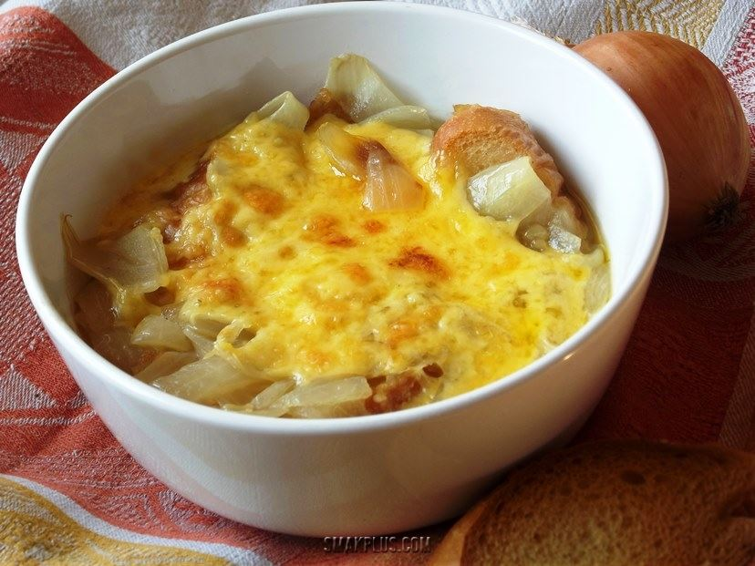 Французький цибулевий суп