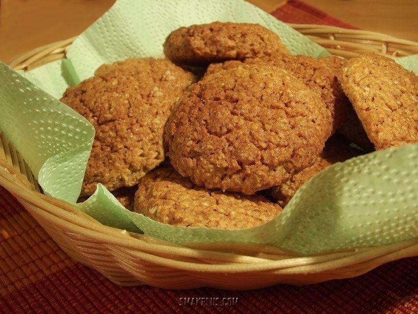 Вівсяне печиво – Рецепт вівсяного печива