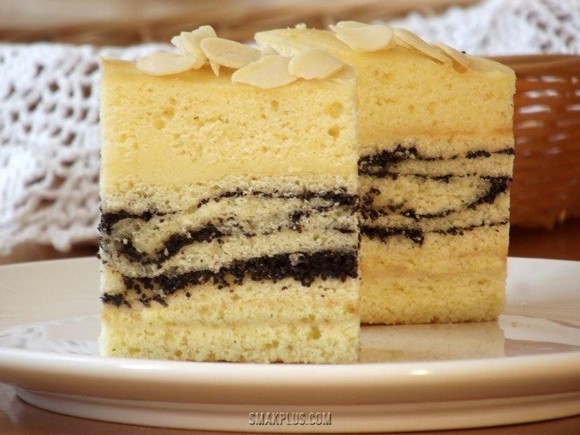 Торт з маком – Пляцок з маком