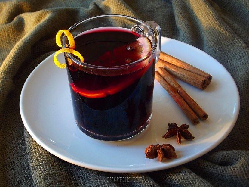 Гаряче вино Глінтвейн – простий рецепт Глінтвейну