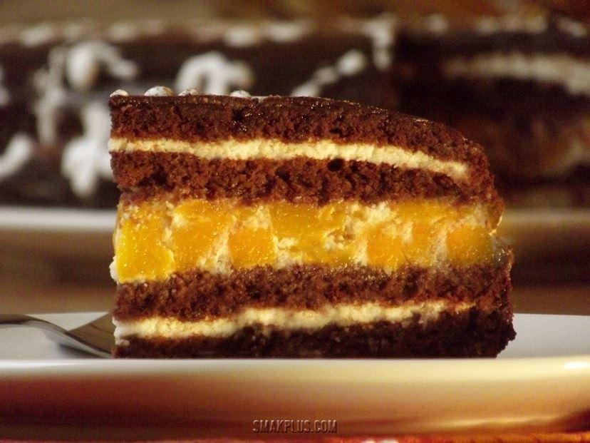 Торт Шоколадна смерть