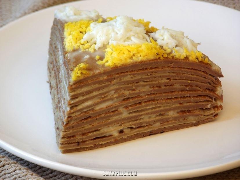 Печінковий торт – Торт з печінки