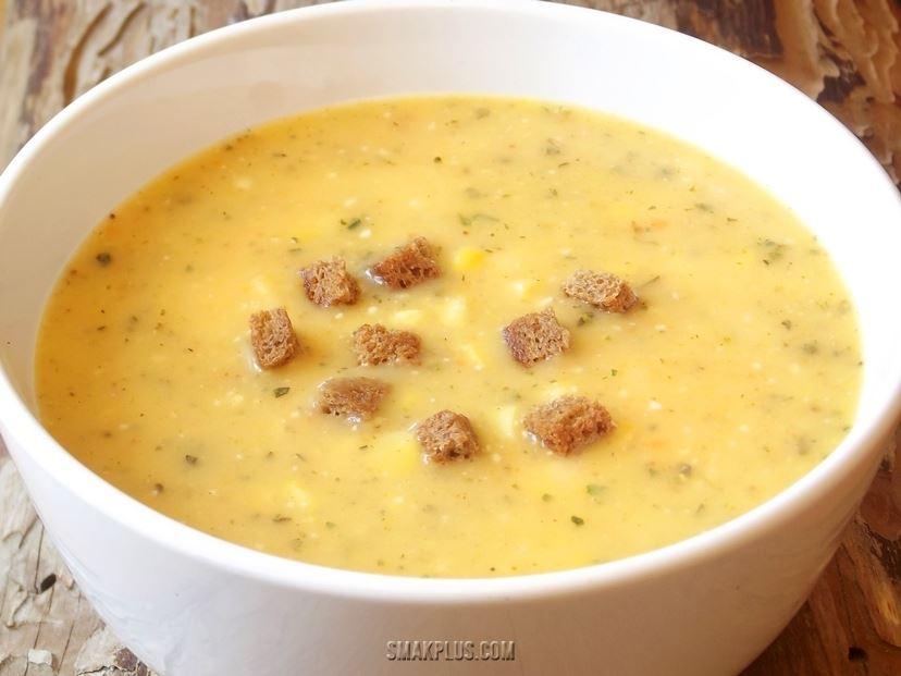 Сирний суп по-французьки