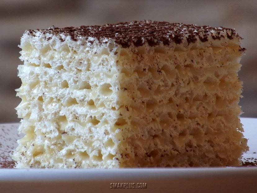 Простий рецепт вафель – вафельний торт