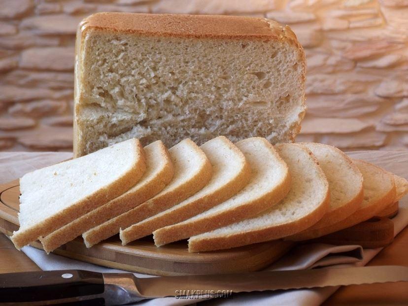 Пшеничний домашній хліб на заквасці