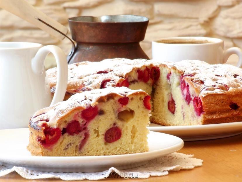 Пиріг з вишнями – Пляцок з вишнями – Вишневий пиріг