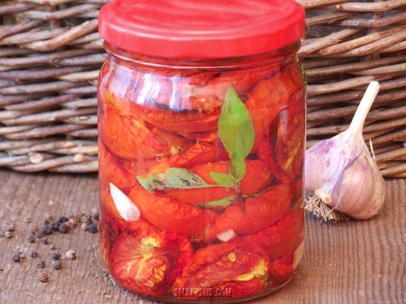 В'ялені помідори 'майже як італійські'