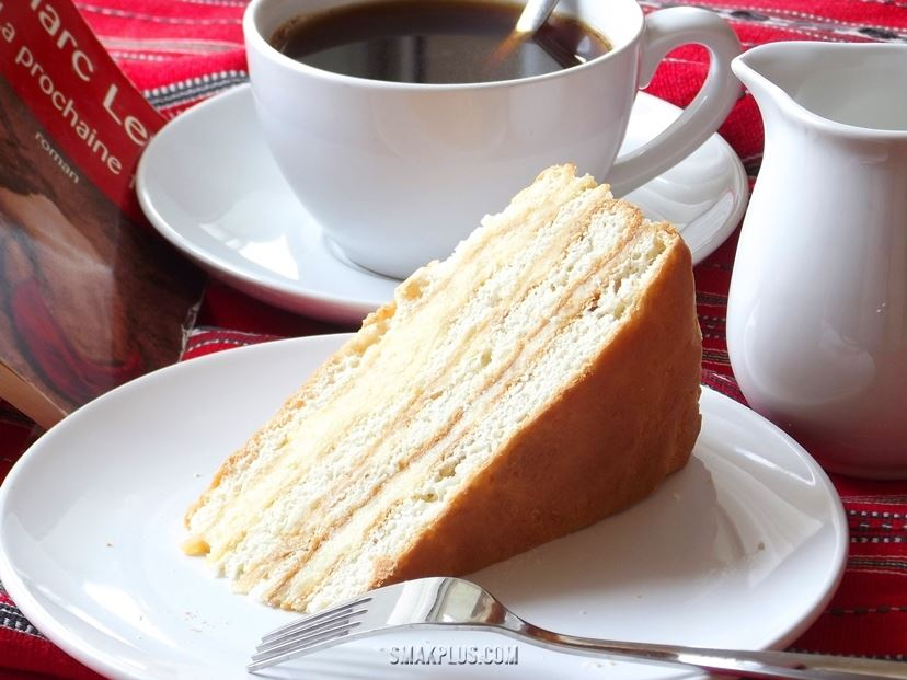 Кокосовий торт – торт Рафаелло