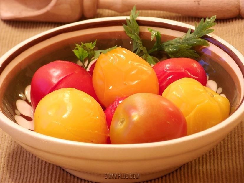 Мариновані помідори на зиму – консервовані помідори