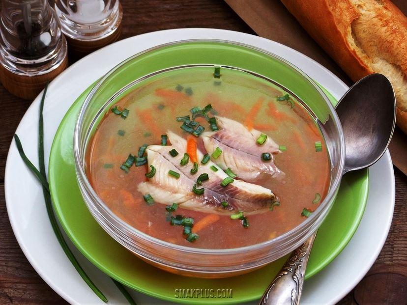 Юшка з риби (уха чи юха) – рибний суп