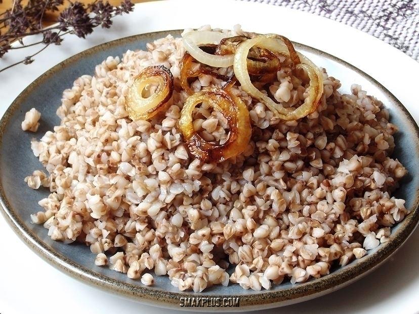 Гречана каша – Як варити гречку – найпростіший рецепт