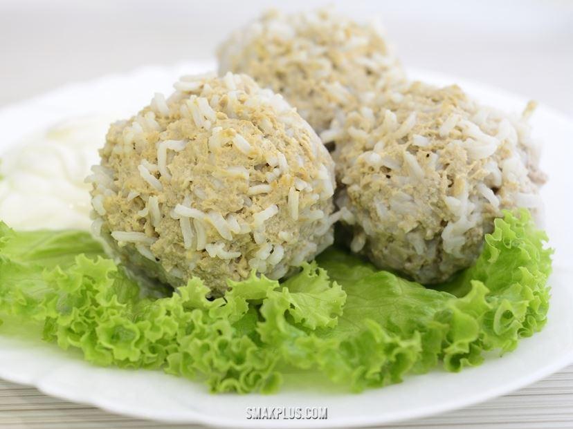 Рисові тюфтельки з телятиною – Як приготувати тюфтелі